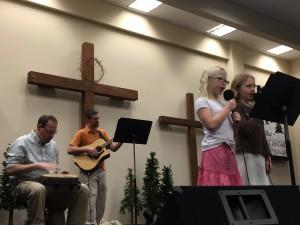 Youth Worship Sunday